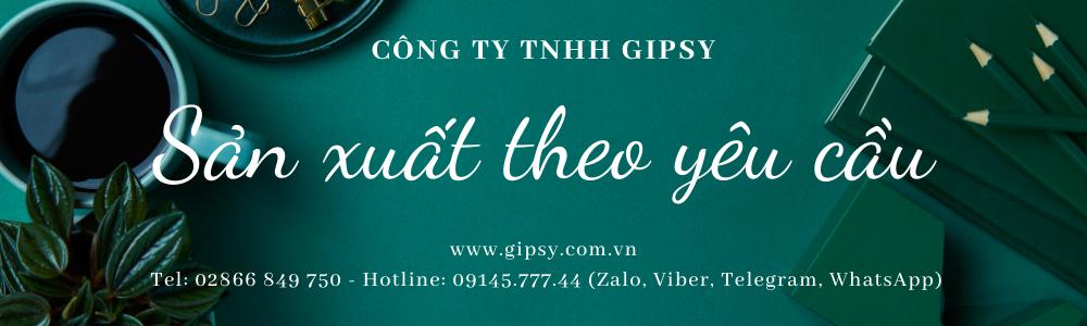 Sản Xuất và Gia Công Đồ Da - Công ty TNHH GIPSY